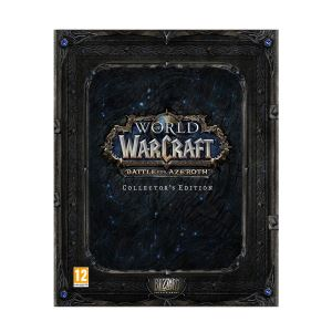 PC WORLD OF WARCRAFT BATTLE FOR AZEROTH CE