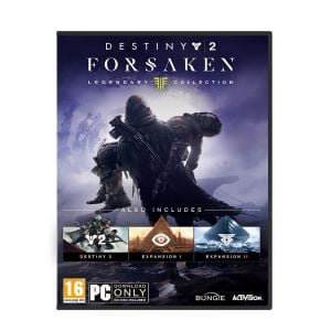 PC DESTINY FORSAKEN LEGENDARY EDITION