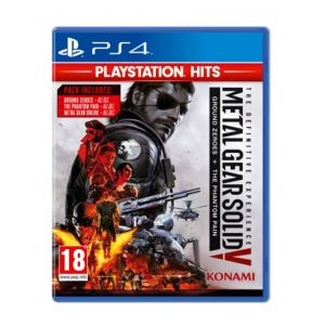PS4 METAL GEAR SOLID V DEFINITIVE EXP PS HITS