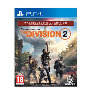 PS4 TOM CLANCY'S THE DIVISION 2 WASHINGTON DC EDT