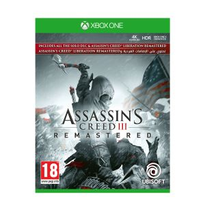 XBOX ONE ASSASSINS CREED III REMASTERED