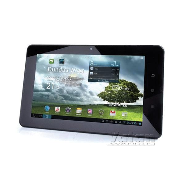 G707 ARM A10-1.5GHZ-1GB DDR3-8GB NAND DISK-7''-CAM-ANDROID 4.0 ICS.-3G