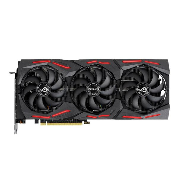 ASUS GeForce ROG STRIX RTX2080 SUPER GAMING OC 8GB GDDR6 256Bit DX12 Ekran Kartı