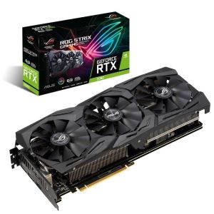 ASUS GeForce STRIX RTX2060 GAMING 6GB GDDR6 192Bit DX12 Nvidia Ekran Kartı