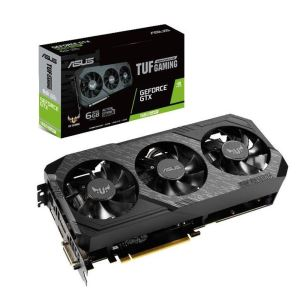 ASUS GeForce TUF3 GTX1660 SUPER O6G GAMING 6GB DDR6 192Bit Nvidia Ekran Kartı