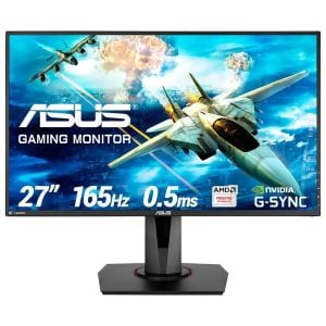 "ASUS 27"" VG278QR 0,5Ms 165Hz Full HD HDMI DP FreeSync/G-Sync Gaming Monitör"