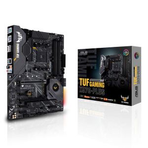 ASUS TUF GAMING X570-PLUS AMD X570 AM4 Ryzen DDR4 4400MHz (O.C.) M.2 Anakart