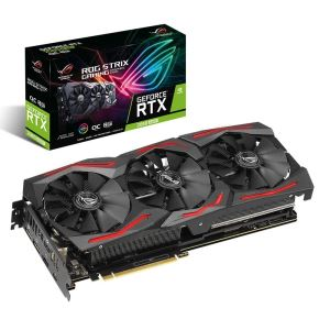 ASUS GeForce ROG STRIX RTX2060S GAMING OC 8GB GDDR6 256Bit DX12 Ekran Kartı