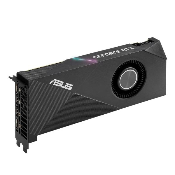 ASUS GeForce TURBO RTX2060 SUPER EVO 8GB GDDR6 256Bit DX12 Nvidia Ekran Kartı
