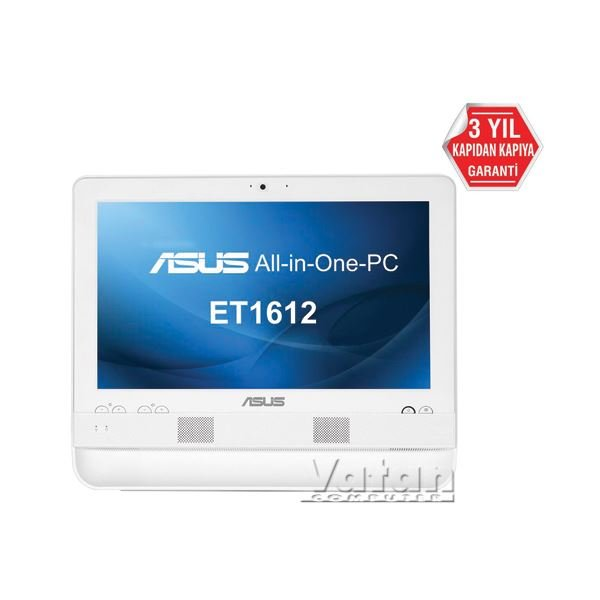 ASUS ET1612IUTS-W002F INTEL DUAL CORE 847 1.1GHZ 2GB 320GB INTEL HD WIN7 15.6