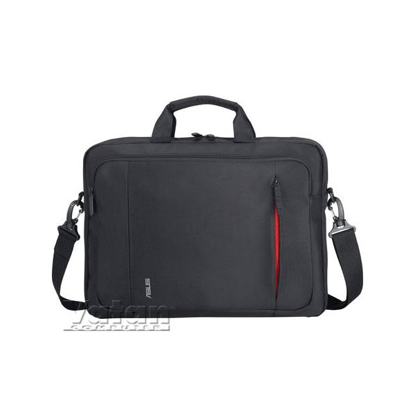 MATTE CARRY 16'' NOTEBOOK ÇANTASI- (SİYAH)