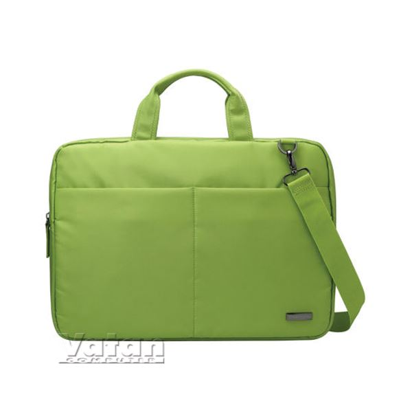 TERRA SLIM CARRY 14'' NOTEBOOK ÇANTASI- (YEŞİL)