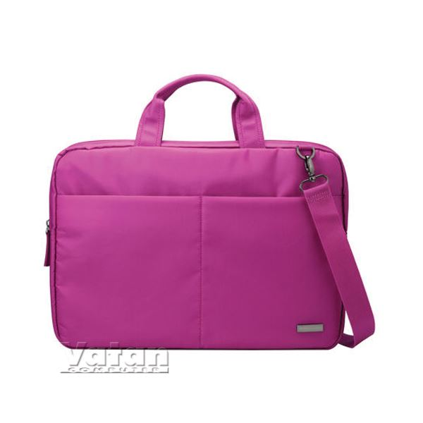 TERRA SLIM CARRY 14'' NOTEBOOK ÇANTASI- (PEMBE)