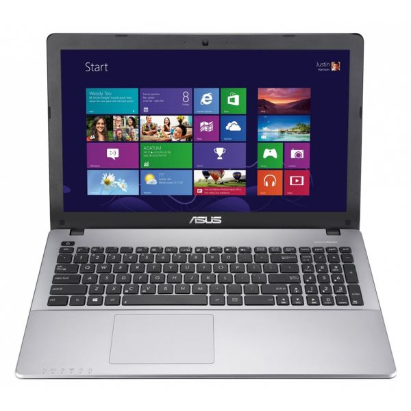 X550VC NOTEBOOK CORE İ5 3230M 2.6GHZ-8GB 1TB-2GB-15.6-W8 NOTEBOOK BILGISAYAR