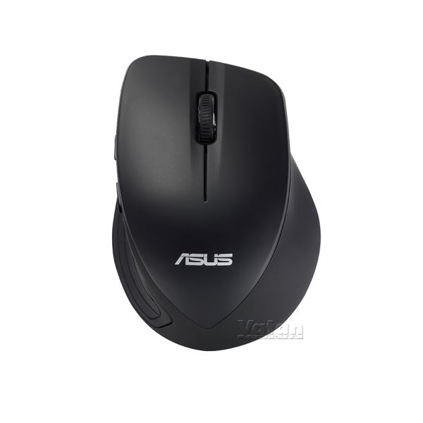 ASUS WT465 MOUSE/BK WIRELESS OPTICAL MOUSE - BLACK