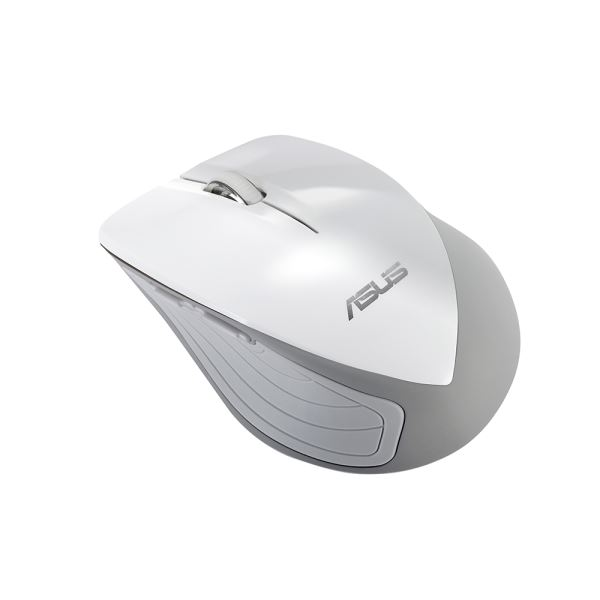 ASUS WT465 MOUSE/WH WIRELESS OPTICAL MOUSE - WHITE