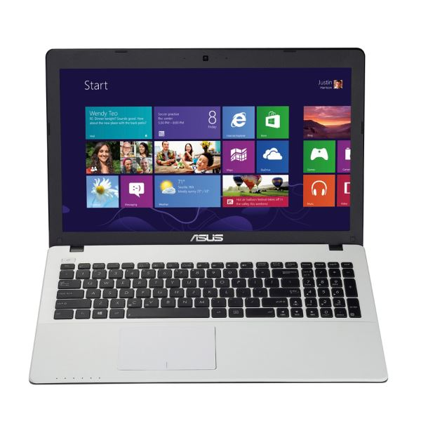 ASUS X550ZE NOTEBOOK AMD FX-7600 2.7GHZ-8GB-1TB-15.6''-2GB-WIN8 NOTEBOOK