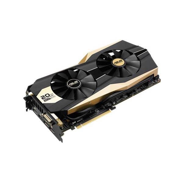 Asus GTX980 20th Anniversary Gold Edition GDDR5 4GB 256Bit DX12 Nvidia E.Kartı