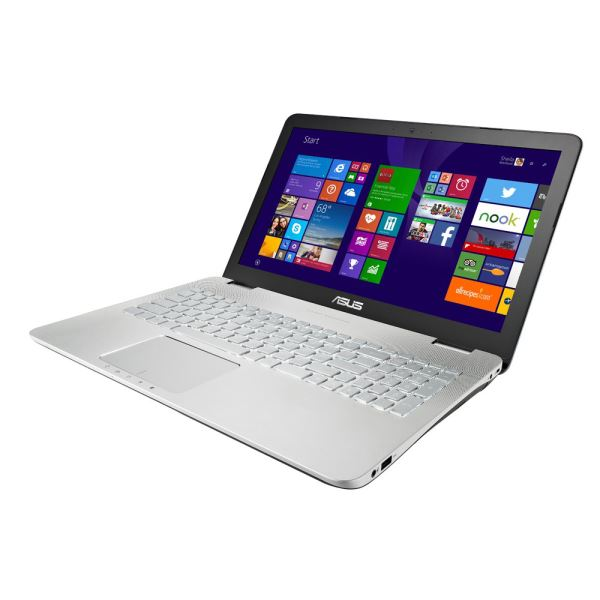 ASUS N551JW CORE İ7 4720HQ 2.6GHZ-16 GB-2TB-15.6-4GB-W8.1 NOTEBOOK BILGISAYAR