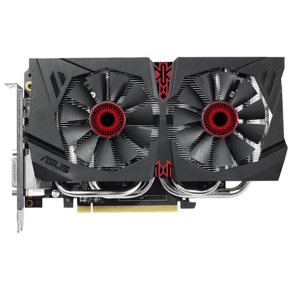 Asus GeForce GTX950 STRIX GAMING GDDR5 2GB 128Bit Nvidia DX12 Ekran Kartı