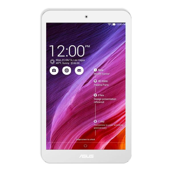 ASUS ME181 İNTEL ATOM Z3745 1.86GHZ-1GB RAM-16GB DİSK-8''-CAM-AND.4.4
