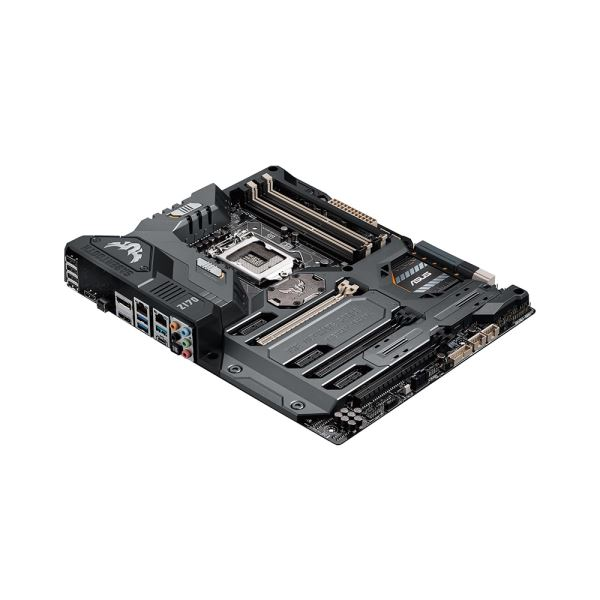 ASUS SABERTOOTH INTEL Z170 MARK 1 Soket 1151 DDR4 3466MHz(O.C.) USB3.1 Anakart