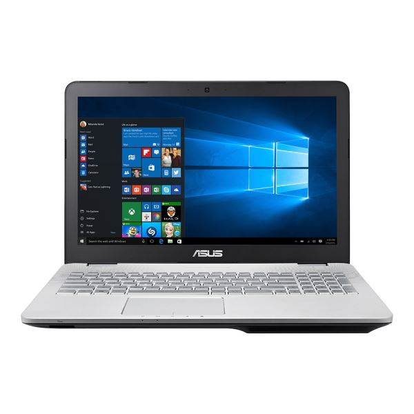 ASUS N551VW CORE İ7 6700HQ 2.6GHZ-8GB-1TB+128 SSD-15.6-4GB-W10 NOTEBOOK