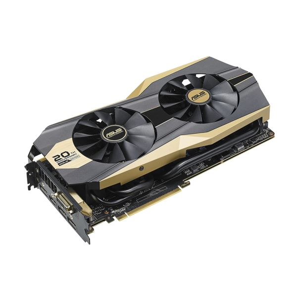 Asus GTX980 Ti GOLD PLATİNUM GAMING GDDR5 6GB 384Bit Nvidia GeForce Ekran Kartı
