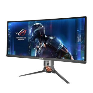 "ASUS 34"" PG348Q Curved 5ms 100Hz IPS G-sync 3440 x 1440 Gaming Monitör"