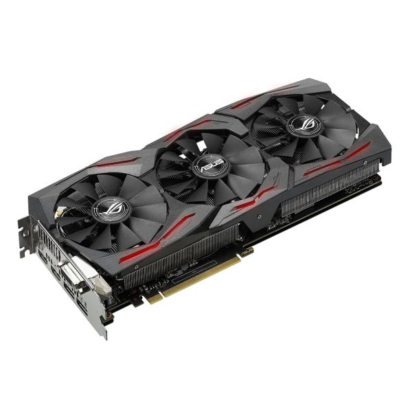 ASUS GeForce GTX1080 STRIX GAMING 8GB GDDR5X 256Bit DX12 NVIDIA Ekran Kartı