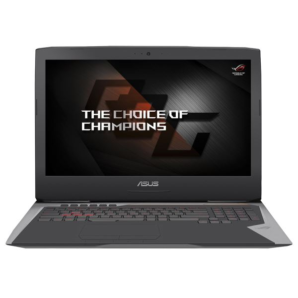 ASUS G752VS CORE İ7 6700HQ 2.6GHZ-16GB RAM-1TB+256GB SSD-17.3''-GTX1070 8GB -W10