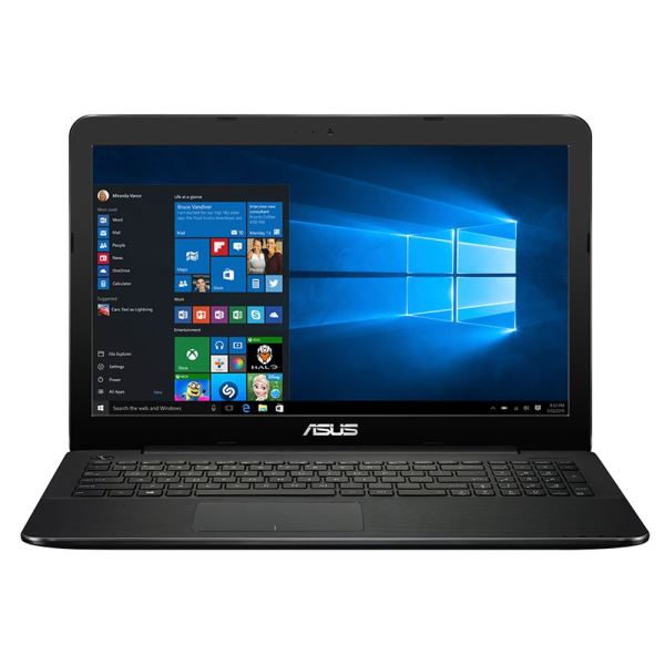 ASUS AMD A8-7410 2.2GHZ-4GB-1TB HDD-15.6