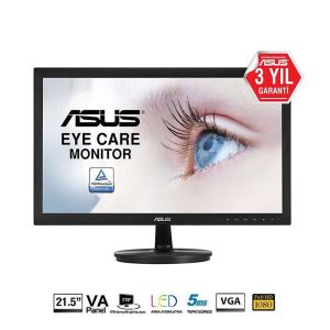 "Asus 21.5"" VS229DA 5ms 178°  Full HD VA  LED Monitör"