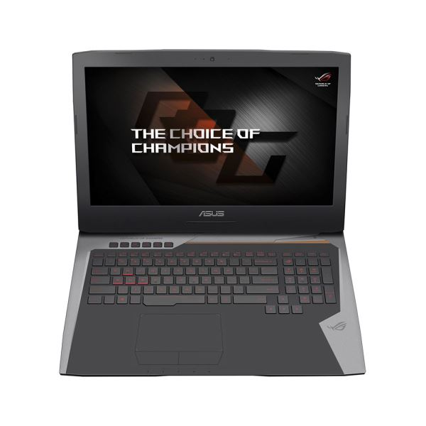 ASUS G752VS CORE İ7 7700HQ 2.8GHZ-16GB RAM-1TB+256GB SSD-17.3''-GTX1070 8GB -W10