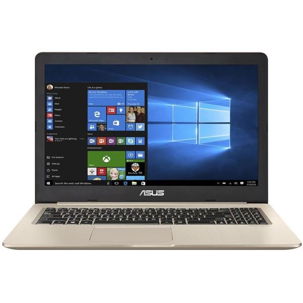 ASUS N580VD CORE İ7 7700HQ 2.8GHZ-16GB-1TB+256 SSD-15.6-GTX1050 4GB-W10 NOTEBOOK