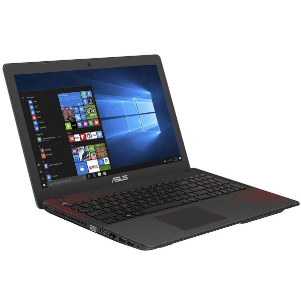 ASUS FX550 CORE İ7 7700HQ 2.8GHZ-12GB-1TB HDD-15.6