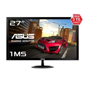 "ASUS 23,8"" VZ249HE 5ms 60Hz Full HD IPS Ultra İnce Monitör"