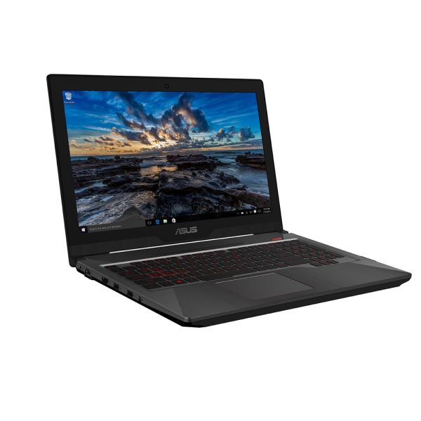 ASUS FX503VD CORE İ7 7700HQ 2.8GHZ-16GB-1TB+128GB SSD-15.6