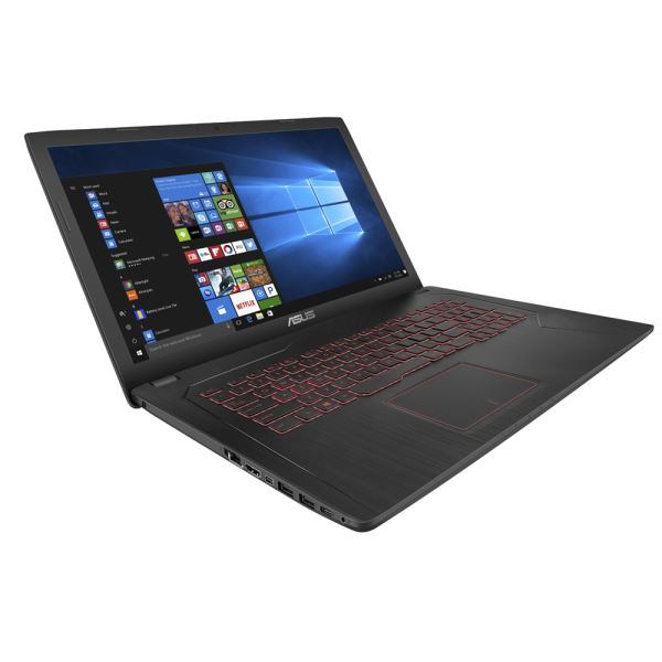 ASUS FX553VE CORE İ7 7700HQ 2.8GHZ-16GB-1TB+256 SSD-15.6