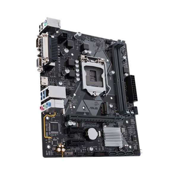 ASUS PRIME H310M-D Intel H310 Socket 8.-9.Nesil 1151 DDR4 2666MHz M.2 Anakart