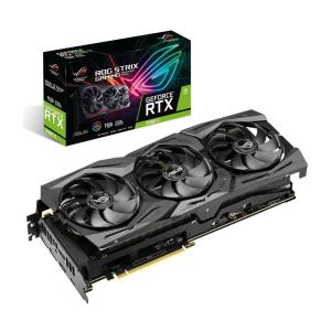 ASUS Geforce ROG STRIX RTX2080Ti GAMING OC 11GB GDDR6 352Bit DX12RGB Ekran Kartı