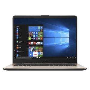"Image of ASUS X505BP AMD A9-9420 3.0GHZ-4GB-1TB HDD-15.6""-2GB-W10 NOTEBOOK"