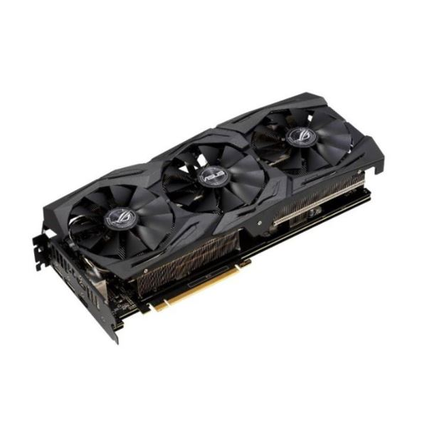ASUS GeForce ROG STRIX RTX2060 GAMING OC GDDR6 6GB 192Bit DX12 Ekran Kartı