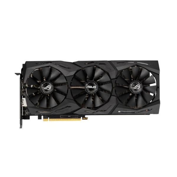 ASUS GeForce ROG STRIX RTX2060 GAMING GDRR6 6GB 192Bit DX12 Ekran Kartı