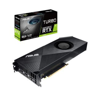 ASUS GeForce TURBO RTX2080 8G 8GB GDDR6 256Bit DX12 Nvidia Ekran Kartı
