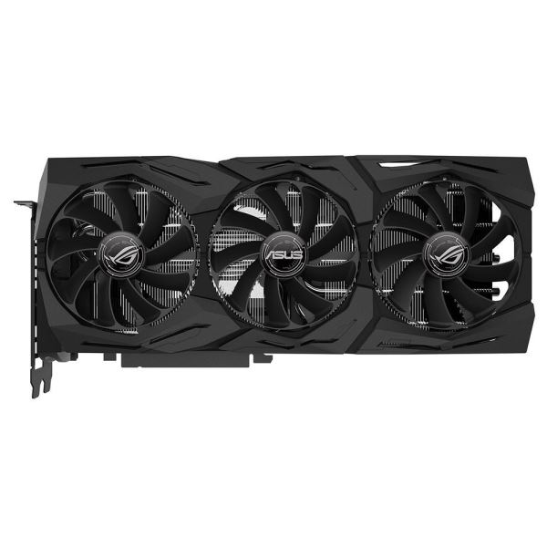 ASUS GeForce ROG STRIX RTX2080 A8G GAMING 8GB DDR6 256 Bit DX12 Ekran Kartı