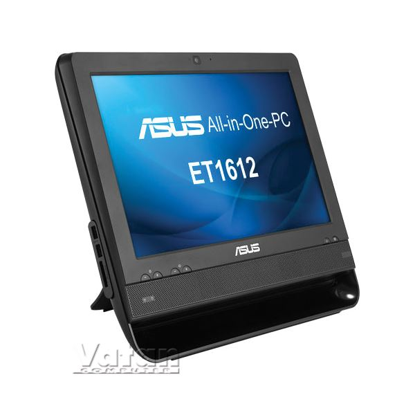 ASUS ET1612IUTS-B004F INTEL DUAL CORE 847 1.1GHZ 2GB 320GB INTEL HD WIN7 15.6''