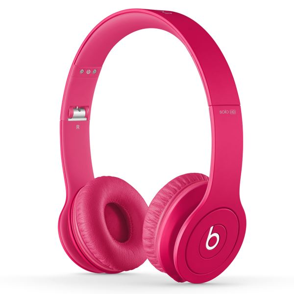 BT.900.00174.03 BEATS SOLO HD CONTROL T. OE DRENCHED İN PEMBE