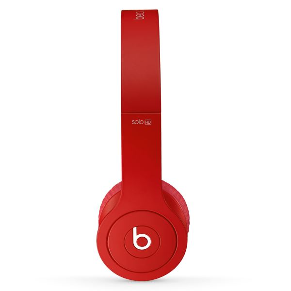 BT.900.00156.03 BEATS SOLO HD CONTROL T. OE DRENCHED İN KIRMIZI