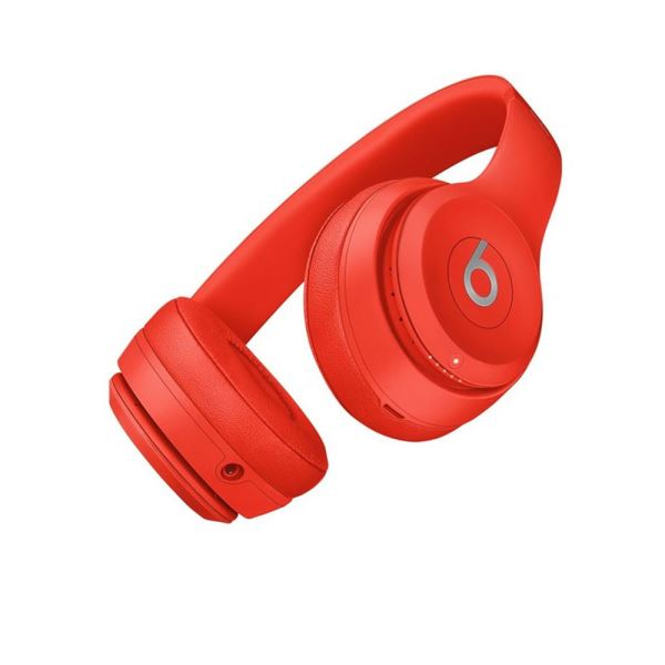 BEATS BT.MP162ZE.A SOLO3 WİRELESS ON-EAR KULAK ÜSTÜ KULAKLIK KIRMIZI